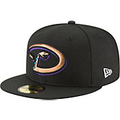 New Era Men's Arizona Diamondbacks 59Fifty 1999 Black Fitted Hat