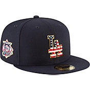New Era Men's Los Angeles Dodgers 59Fifty 2018 4th of July Fitted Hat