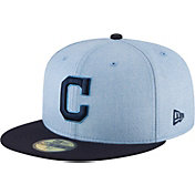 New Era Men's Cleveland Indians 59Fifty 2018 Father's Day Fitted Hat