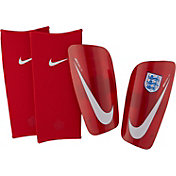 Nike Adult England Mercurial Lite Soccer Shin Guards