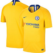 Nike Men's Chelsea FC 2018 Breathe Stadium Away Replica Jersey