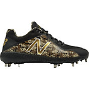 New Balance Men's 4040 V4 Memorial Day Metal Baseball Cleats