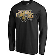 NHL Men's 2018 NHL Western Conference Champions Vegas Golden Knights Interference Long Sleeve Shirt