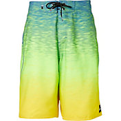 Quiksilver Boy's Momentum Fader Board Shorts