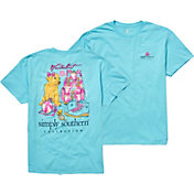 Simply Southern Girls' Wanderlust T-Shirt