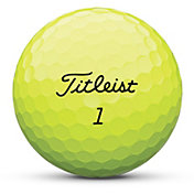 Titleist AVX Optic Yellow Personalized Golf Balls