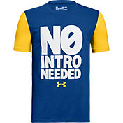 Under Armour Boys' No Intro Needed Graphic T-Shirt