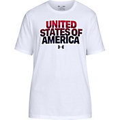 Under Armour Men's United States of America Graphic T-Shirt
