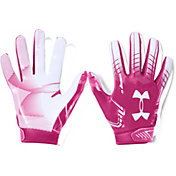 Under Armour Youth F6 Receiver Gloves