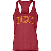 USC Authentic Apparel Women's USC Trojans Cardinal Engle Tank Top