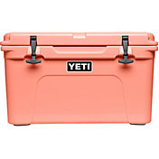 YETI Limited Edition Coral Tundra 45 Cooler
