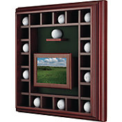 Maxfli Oak 23-Ball Cabinet